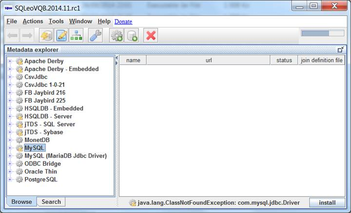 classnotfoundexception com mysql jdbc driver